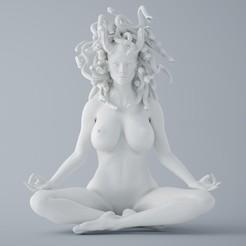 Download 3D printer designs Medusa sitting, XXY2018