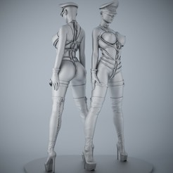 Download 3D printer files Sexy sculpture decoration, XXY2018