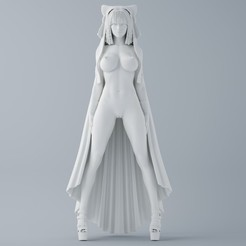 Download 3D printer model Sexy Witch, XXY2018