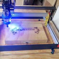 Download 3D printing designs CNC machine Revision 3, coilheaddesigns