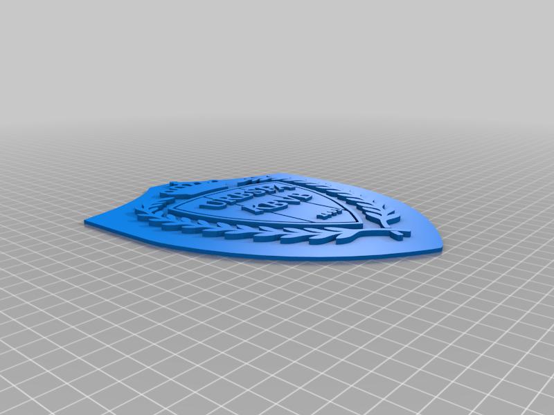 diable_rouge_football_1.png Download free STL file Red Devil football belgium * 1 • 3D printer design, Babynavy