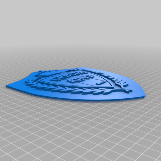 Download free 3D printing models Red Devil football belgium * 1, Babynavy
