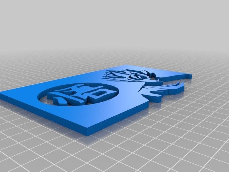 c4dd66ea82d9217d19973e45e0b3aa19.png Download free STL file MANGA DRAGON BALL Z • 3D printable design, Babynavy