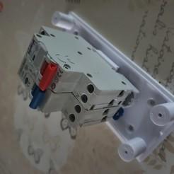 20200919_193153.jpg Télécharger fichier STL support électrique 2 fusibles • Design imprimable en 3D, dderaedt