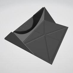 toit 30 1.JPG Download STL file roof, bird, tree • Object to 3D print, dderaedt