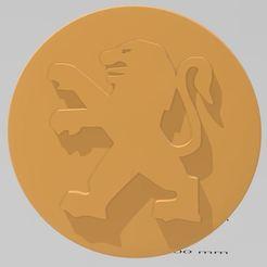 centre roue 1.JPG Télécharger fichier STL centre de roue pour peugeot • Design pour impression 3D, dderaedt