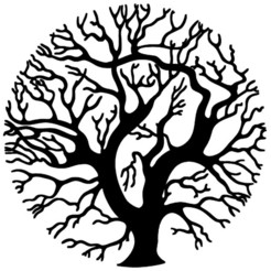 arbre vie 10.jpg Download STL file stickers tree • 3D printer object, dderaedt
