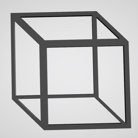Download free STL Cube needs 3D, dderaedt