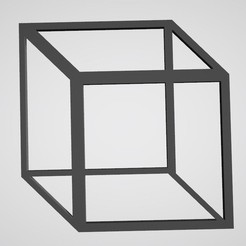 Free STL file Cube needs 3D, dderaedt