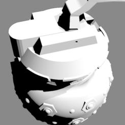 Modelos 3D para imprimir Apex Legends Grenade, amadorcin