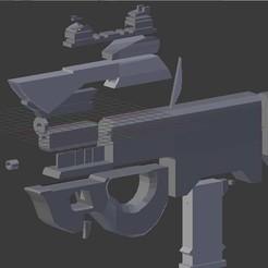 Download 3D model Apex Leyends Prowler Dark Reign, amadorcin