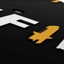 Reloj Freefire 3.png Download STL file FreeFire Garena Watch • 3D printable template, andersonviviel