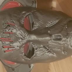 Impresiones 3D Michael Myers Máscara de Halloween Película Cosplay Casco STL Archivo, hervechaponnay