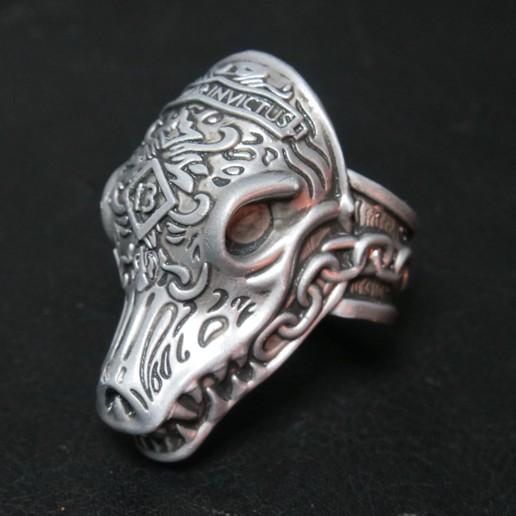 Download 3D printing files Days Gone Ring, OneIdMONstr