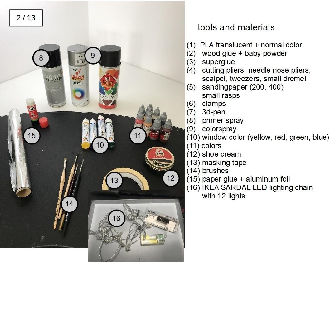 10.jpg Download free STL file DIY DeLorean Time Machine with lights!! • 3D printer model, OneIdMONstr