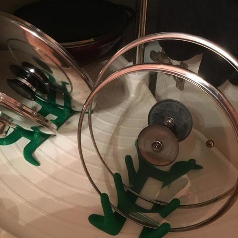 Télécharger modèle 3D gratuit porte-couvercle de pot, OneIdMONstr