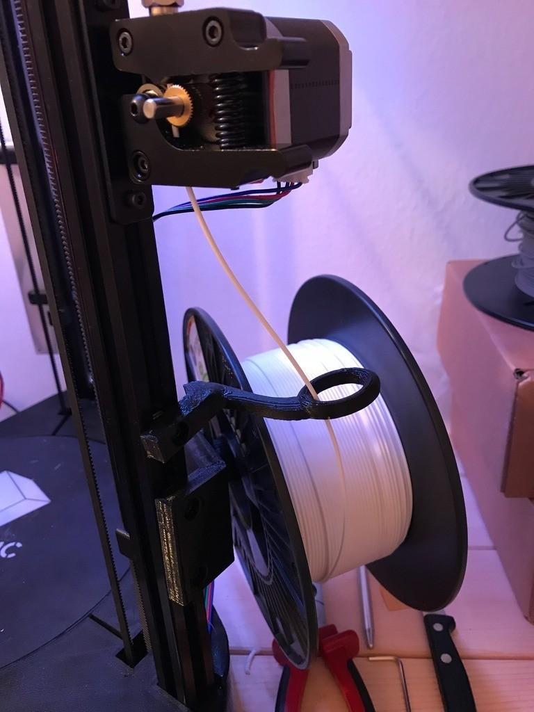 ac9ceab3aa1c2b3978b32bf348744bae_display_large.jpg Télécharger fichier STL gratuit guide de filament de kossel anycubic • Objet à imprimer en 3D, OneIdMONstr