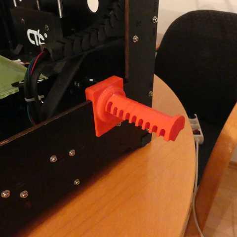 Download free 3D printing designs Spoolholder CTC, OneIdMONstr