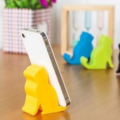 Download free 3D printing templates Stand Holder Tool for iPhone iPad, Cerega