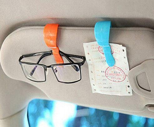 75fbb7f751dcbed3164815928ce30210_display_large.JPG Download free STL file Car Sunglasses Glasses/Card/Ticket Clips Holder • Design to 3D print, Cerega