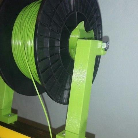 Télécharger fichier STL gratuit Porte-filament • Design à imprimer en 3D, Cerega