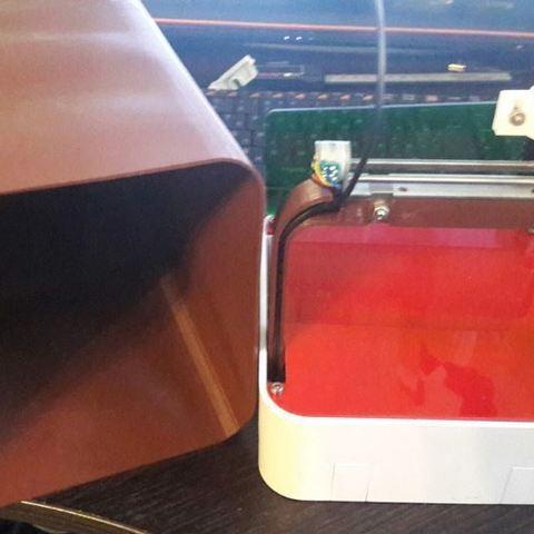 Télécharger fichier 3D gratuit Etui de protection pour laser benbox, Cerega