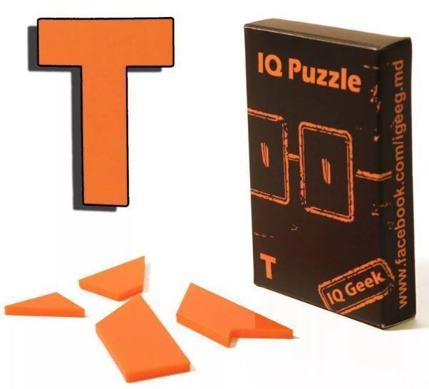"""411a78b6ede7bce165991a32637e3d62_display_large.JPG Télécharger fichier STL gratuit Puzzle Assemblez une lettre """"T"""" de 4 pièces • Objet pour impression 3D, Cerega"""