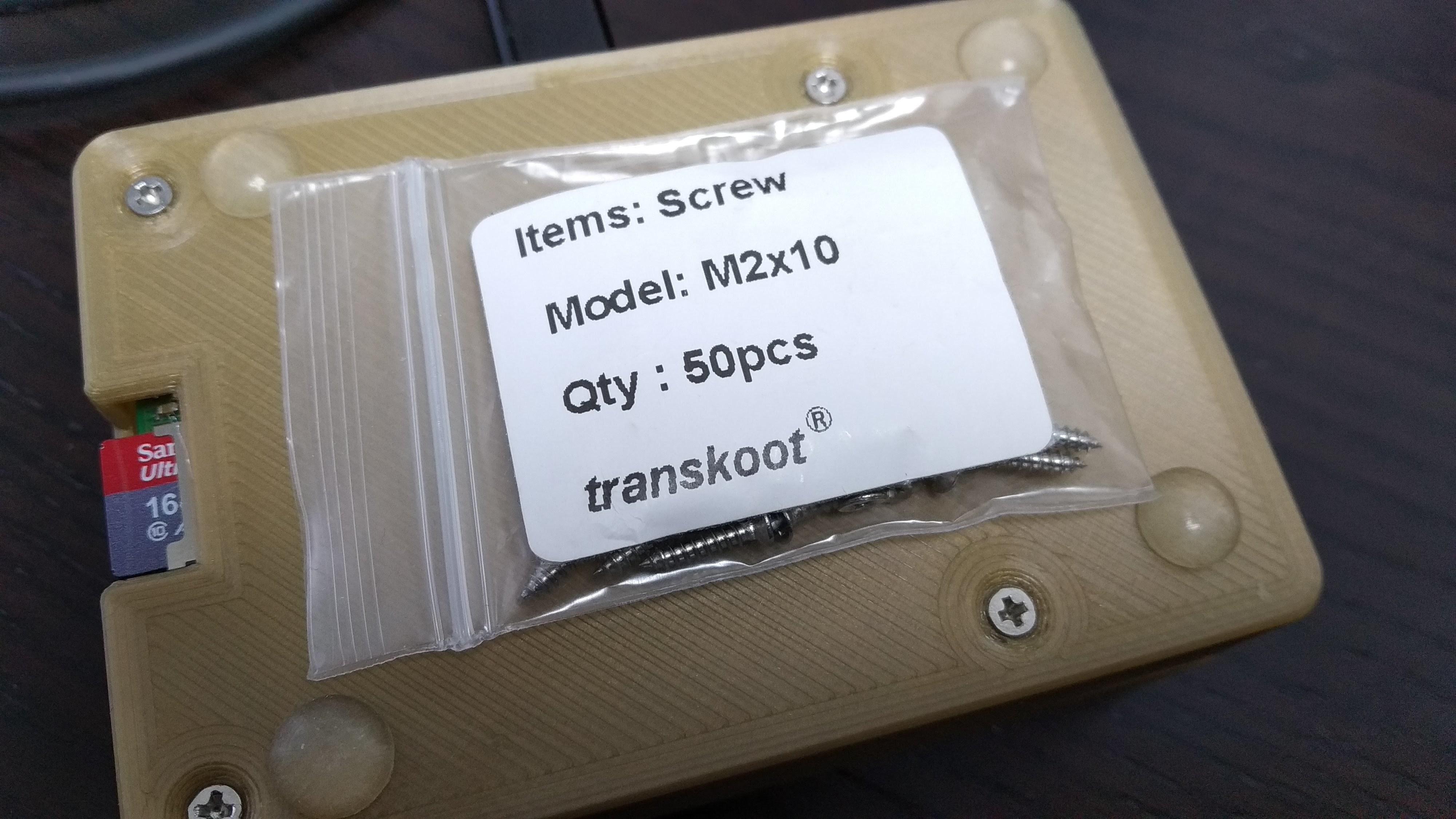 IMG_20200221_160258.jpg Download free STL file Pi4 Case • Design to 3D print, 3DME