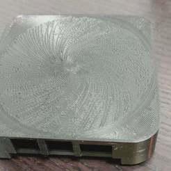 IMG20200320015722.jpg Télécharger fichier STL gratuit Boîte TV Pi4 à la framboise • Plan imprimable en 3D, 3DME