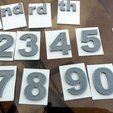 63562622a96c251ac4ca2e99699f10e1_display_large.jpg Download free STL file Single numbers on back-plate. • 3D printing object, 3DME