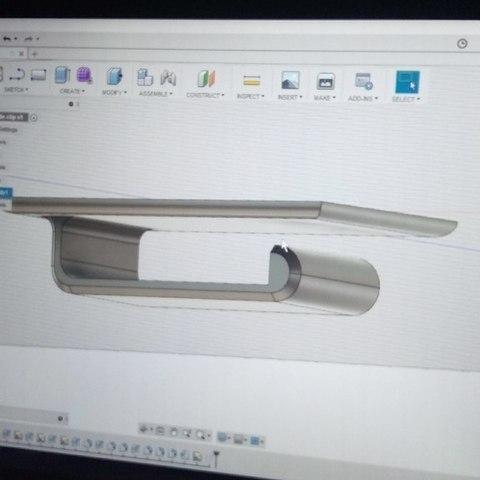 05b64750ccf3b30e319fdb06628f8748_display_large.jpg Download free STL file Underside Clip • 3D print object, 3DME