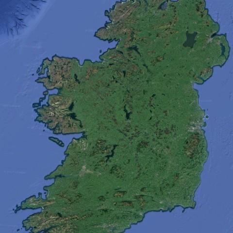 5099e9b29cb1cad0e41ce0b1fde92a6a_display_large.jpg Download free STL file Ireland Map • 3D printer model, 3DME