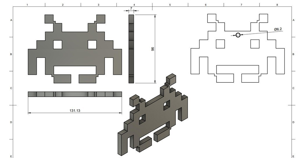 a19ddbe22afc139c538bfca41cea40ad_display_large.jpg Download free STL file space_invader • Model to 3D print, 3DME