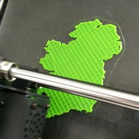 e2597046f5b4de99edc4a990bbc3c489_display_large.jpg Download free STL file Ireland Map • 3D printer model, 3DME