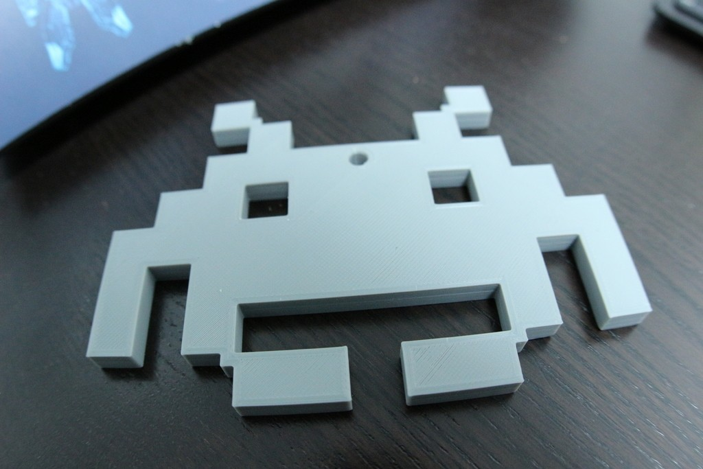 5818cabaf70645c08ae91cf12a4ba0fa_display_large.JPG Download free STL file space_invader • Model to 3D print, 3DME