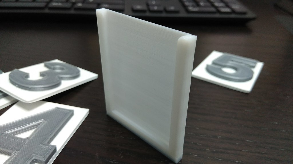 69387a0a3ae987c68355e38bf0fa1d3d_display_large.jpg Download free STL file Single numbers on back-plate. • 3D printing object, 3DME