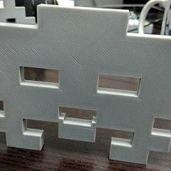Download free 3D model space_invader2, 3DME