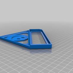 TD-3_Stand_side2.png Télécharger fichier STL gratuit Le stand de Behringer TD-3 Smiley • Design pour imprimante 3D, 3DME