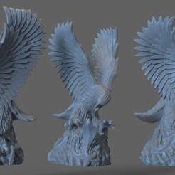 untitled.50.jpg Download OBJ file EAGLE • 3D print template, madarocsi