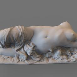 untitled.52.jpg Download OBJ file woman art • 3D print design, madarocsi