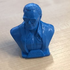 Impresiones 3D gratis Monumento a Stan Lee, piotrs