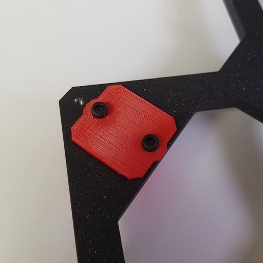 20191207_120722.jpg Download STL file RJMP 01-08 Igus Holder for Prusa i3 MK3 • 3D printer design, mill0maker