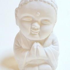 Imprimir en 3D Bebé Budda FE, RoAlGe