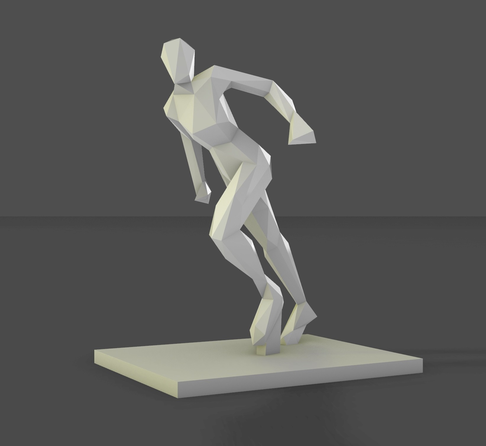 1.jpg Download 3DS file woman pose • 3D printing object, formforge