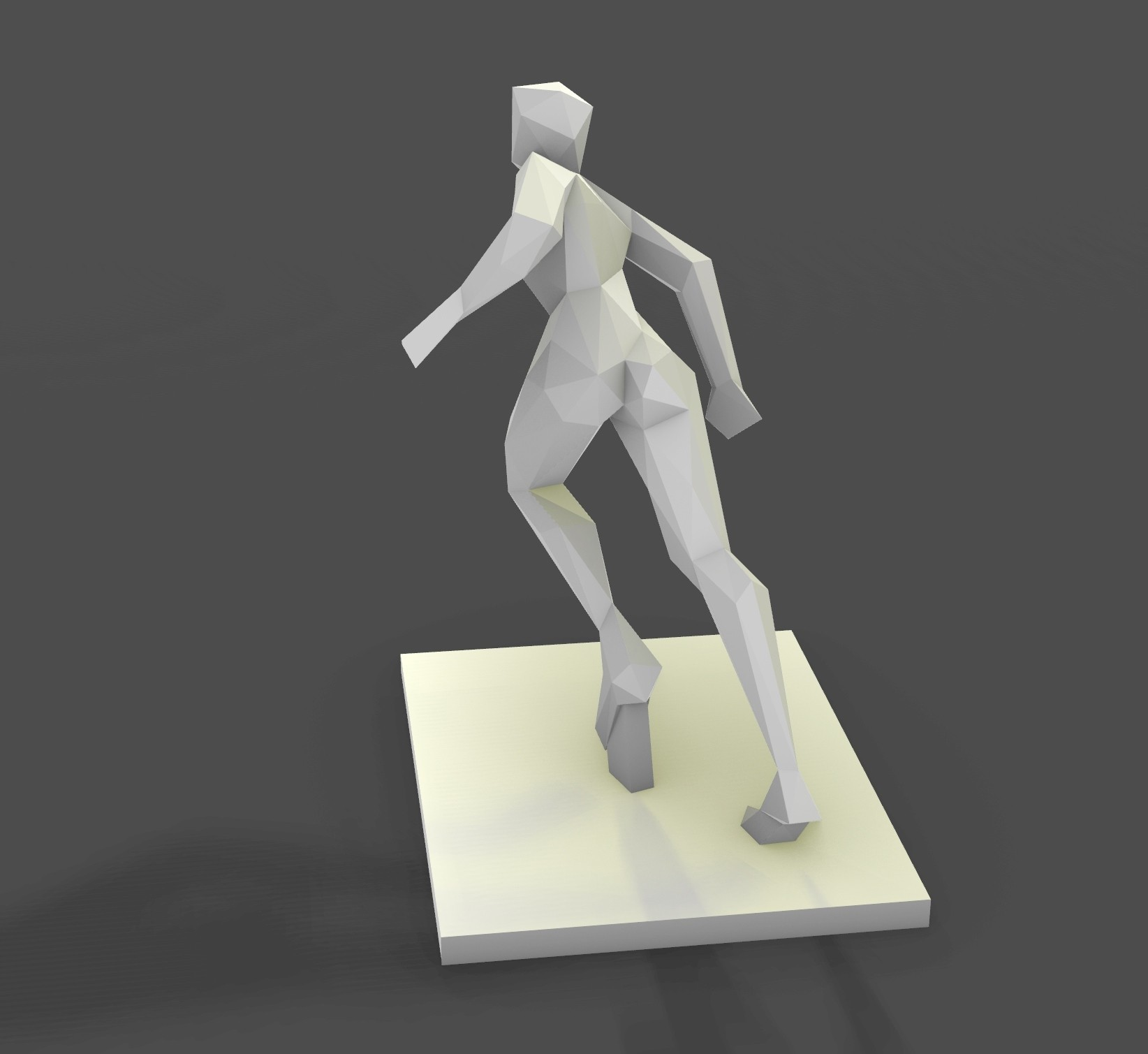 4.jpg Download 3DS file woman pose • 3D printing object, formforge