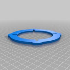 Welding_ring_v2_enlarged.png Télécharger fichier STL gratuit Soudage du crochet de cuve (remix) • Plan à imprimer en 3D, asay008