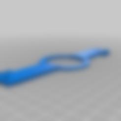 welding_rod_joining_jig_v3.stl Télécharger fichier STL gratuit Gabarit d'assemblage de baguettes de soudure • Design imprimable en 3D, asay008