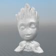 Télécharger objet 3D Aimer Bébé Groot, maxwar91
