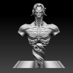 Descargar archivos 3D Raziel Redentor y Destructor de Bustos, Servants