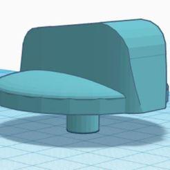 Stove Knob.JPG Télécharger fichier STL gratuit Bouton de poêle • Objet pour imprimante 3D, lsourdis